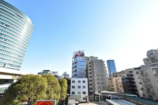 ライオンズマンション飯田橋 バルコニー