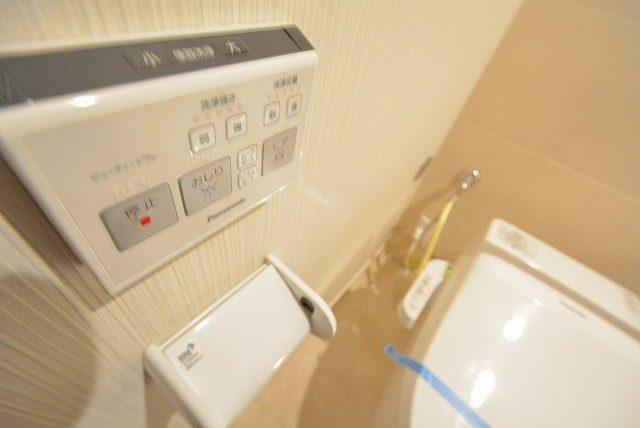 目黒ガーデンハイツ トイレ