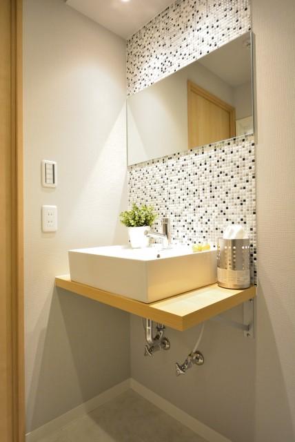 代々木ハビテーション 洗面室