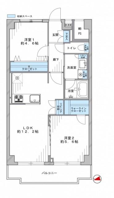 飯田橋第2パークファミリア