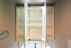 麻布東町マンション 洗面室