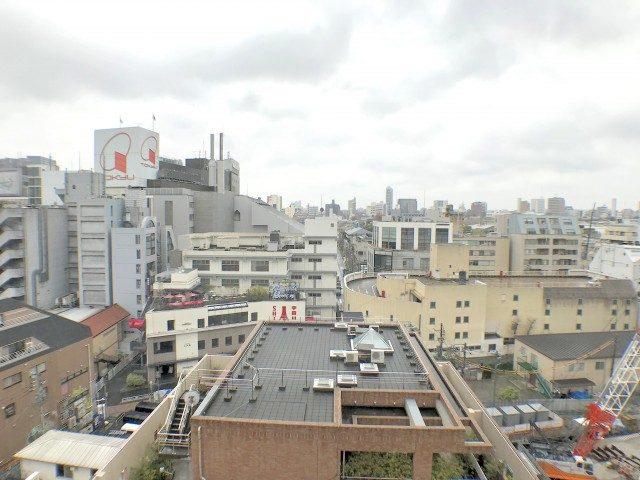 ノア渋谷パートⅡ バルコニー