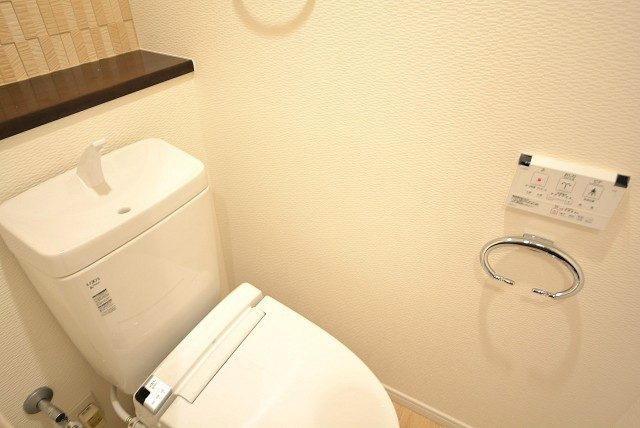 GSハイム都立大 トイレ