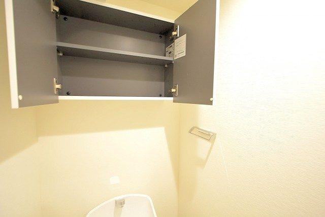 麻布十番ハイツ トイレ