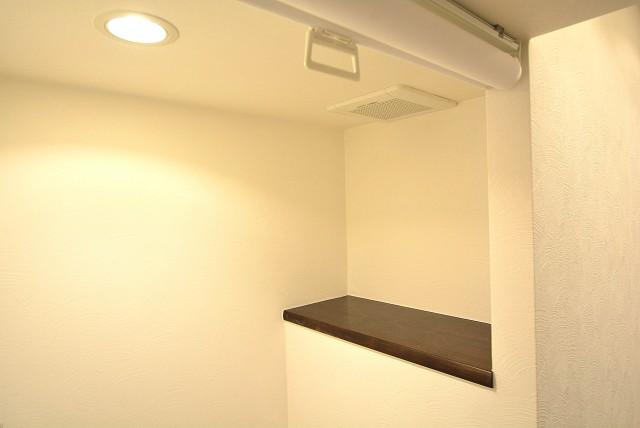 GSハイム都立大 洗濯機置場