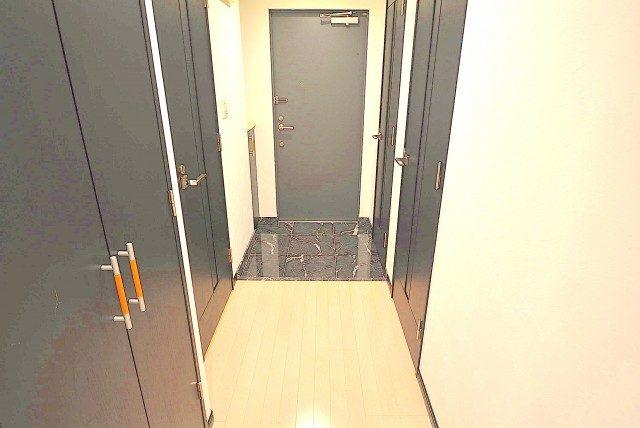 フィールA渋谷 5F 玄関