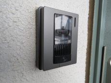 戸山ハイツ TVモニター付きインターホン