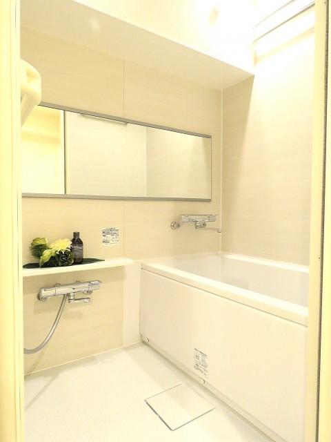 戸山ハイツ バスルーム