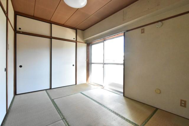 ライオンズマンション飯田橋 和室