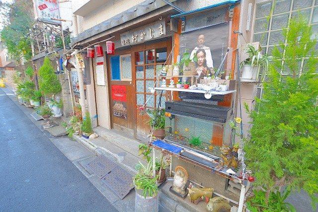 渋谷 裏道