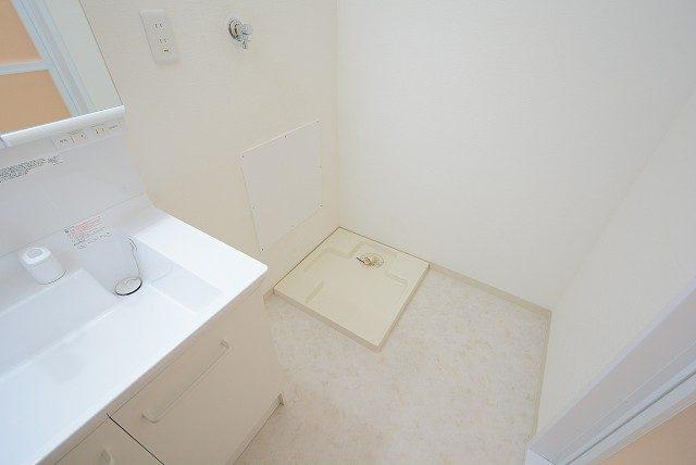 西新宿ハウス 洗面