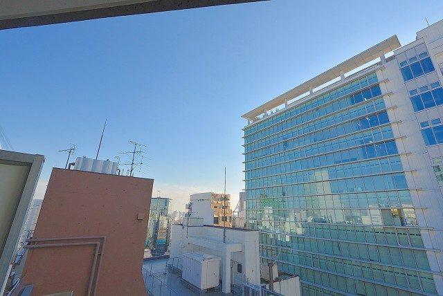 フィールA渋谷 バルコニー