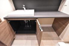 クオリア神南フラッツ 洗面室