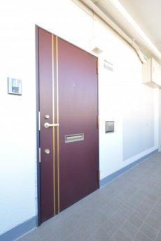 代々木ハビテーション 玄関
