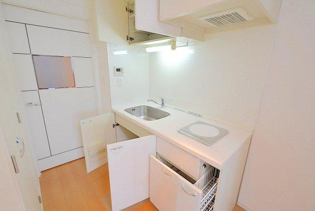 フィールA渋谷 13F キッチン