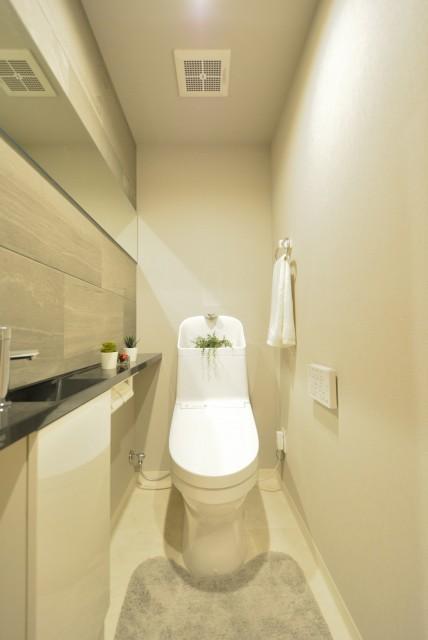 代々木ハビテーション トイレ