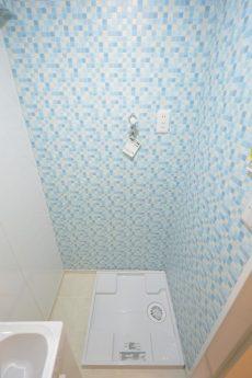 日生住宅目黒マンション 洗面室