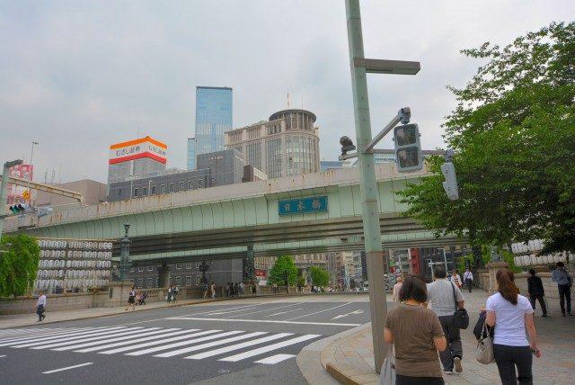 日本橋方面