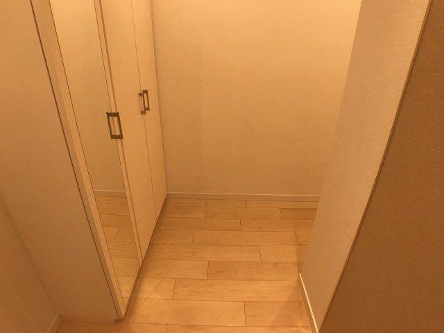 ライオンズマンション中野弥生町 廊下