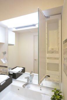 第2桜新町ヒミコマンション 洗面室