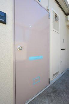 第2桜新町ヒミコマンション 玄関