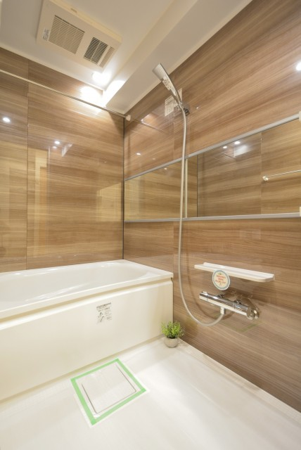 方南町セントラルマンション 浴室