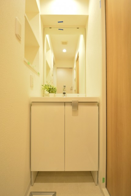 方南町セントラルマンション 洗面室
