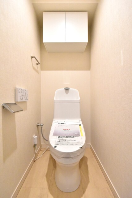 カサベルド富士見 トイレ