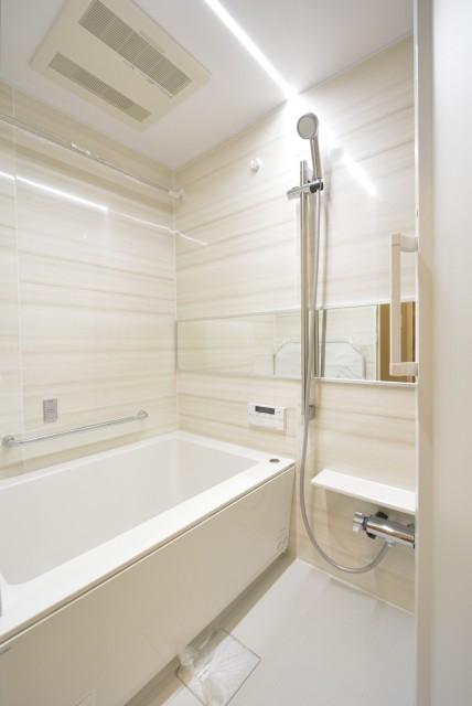 藤和護国寺コープ 浴室