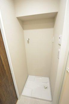 明大前フラワーマンション 洗面室
