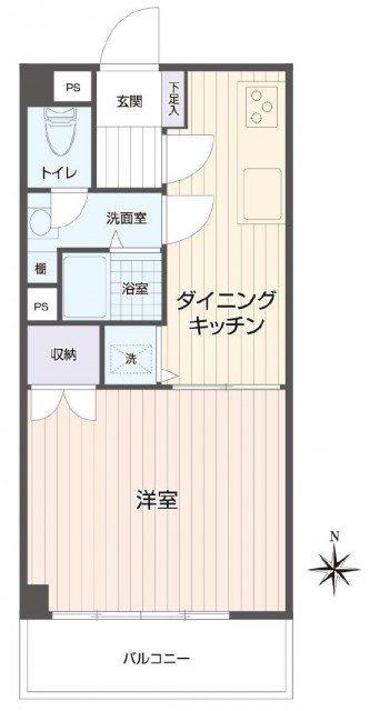 日興マンション新中野