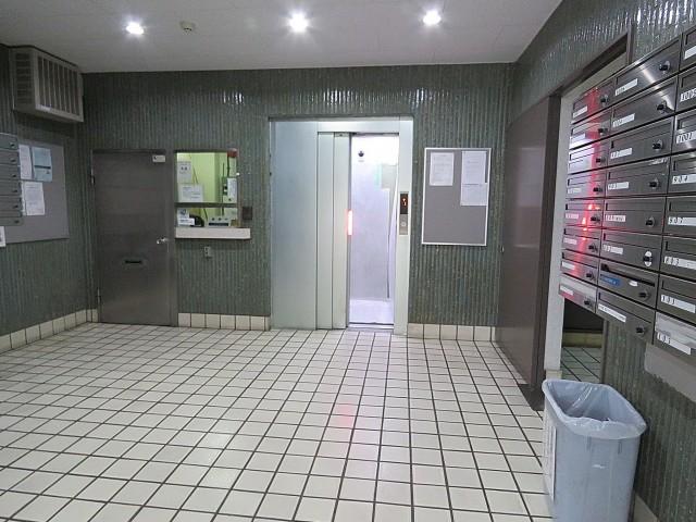 シャトレー五反田 エントランスホール
