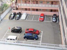 大森パークハイツ 駐車場