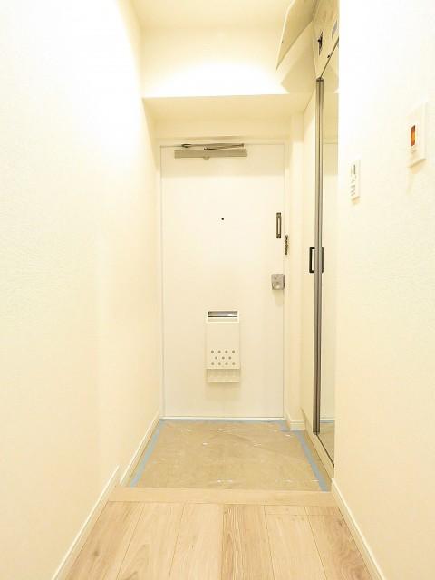 東建マンション学芸大 玄関ホール