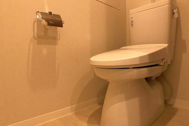エントピア五月園 トイレ