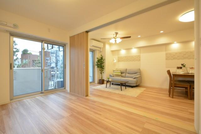 方南町セントラルマンション LDK+洋室1
