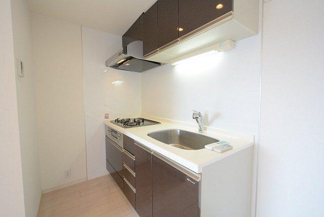 明大前フラワーマンション キッチン
