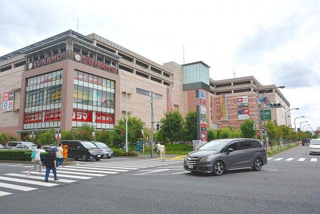 南砂町 (8)大型施設