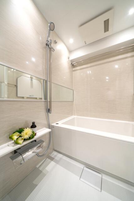 メガロン大井町 浴室