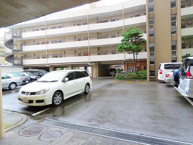大森永谷マンション 駐車場