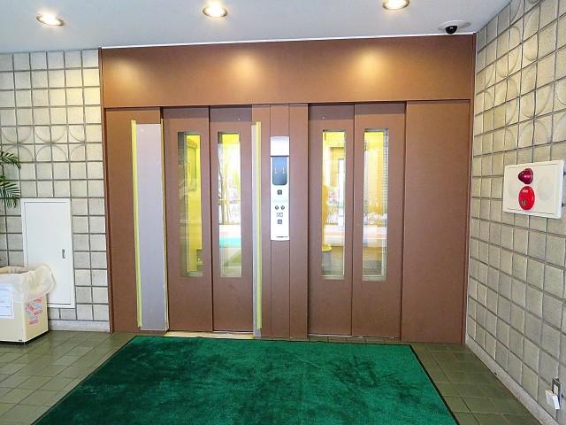 三田ナショナルコート エレベーター