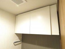 三田ナショナルコート トイレ吊戸棚