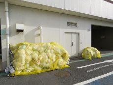 三田ナショナルコート ゴミ置き場