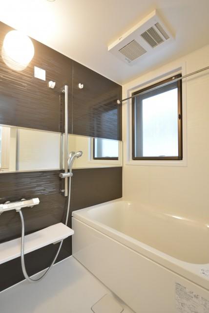 カルム桜新町パティオ 浴室