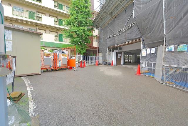 芦花公園ヒミコマンション 外観