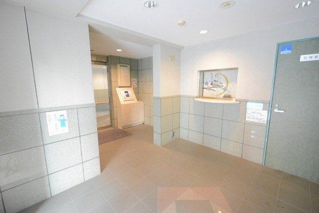 ライオンズマンション渋谷第2 エントランス