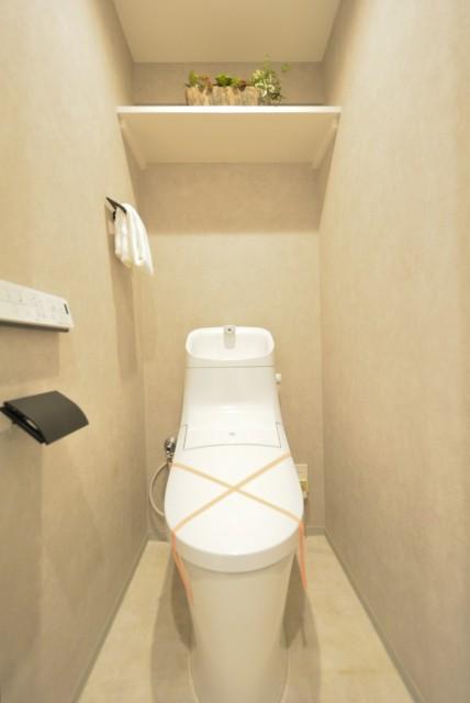 目黒コーポラス トイレ