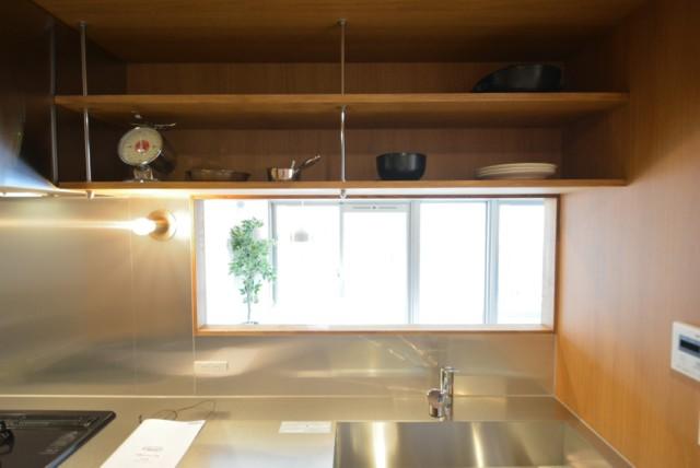 広尾マンション キッチン