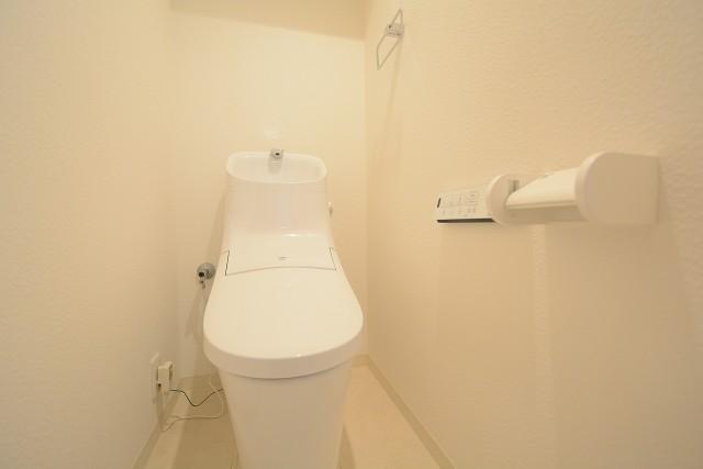 ヒルズ用賀 トイレ