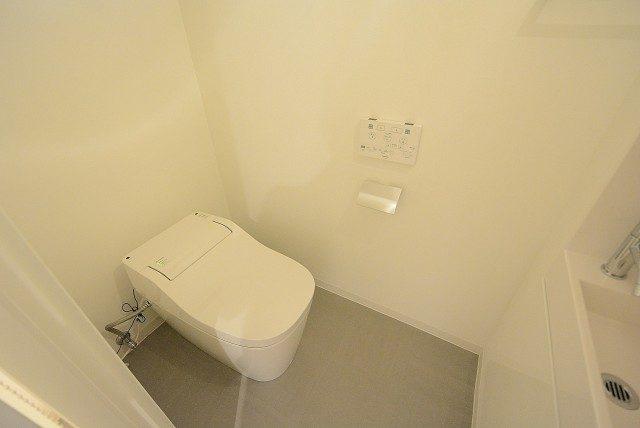 目黒青葉台グランドハイツ トイレ
